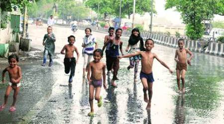 Rains lash parts of Punjab and Haryana