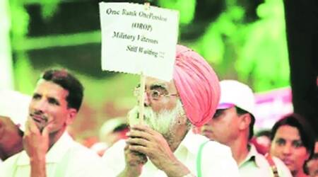 Chandigarh: Ex-servicemen groups to pledge support to AAP at May 15rally