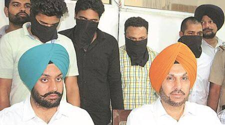 Mohali NRI's murder: Police arrest four, claim wife planned it due to strainedrelations