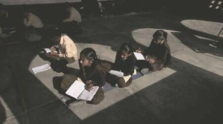 In Punjab schools, learning is out of'space'