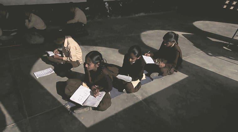 Naxal region kids