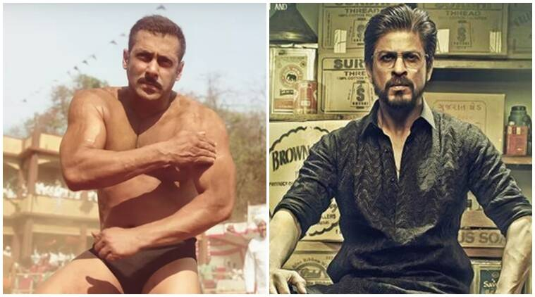 Sultan, Raees, srk, salman, srk salman film, Waiting, salman khan, Veerappan, Veerappan box office, box office, box office clash, bollywood films, shah rukh khan, Sultan film, Raees cast, Raees release, Sultan cast, entertainment news