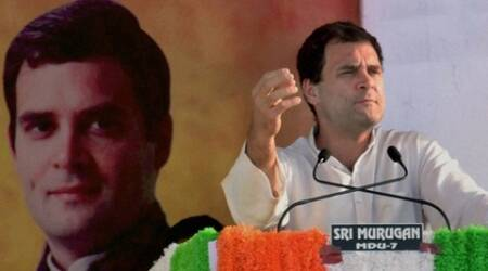 Will end Punjab drug problem in one month if elected: RahulGandhi