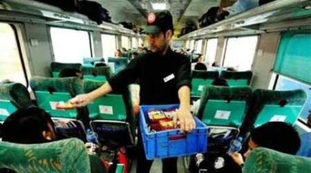 From June 15, Railways to start trial in which passengers can opt out of meals on Rajdhani, Shatabdi