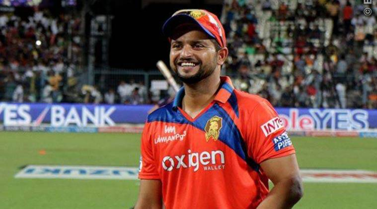 suresh raina becomes father to daughter gracia the indian express