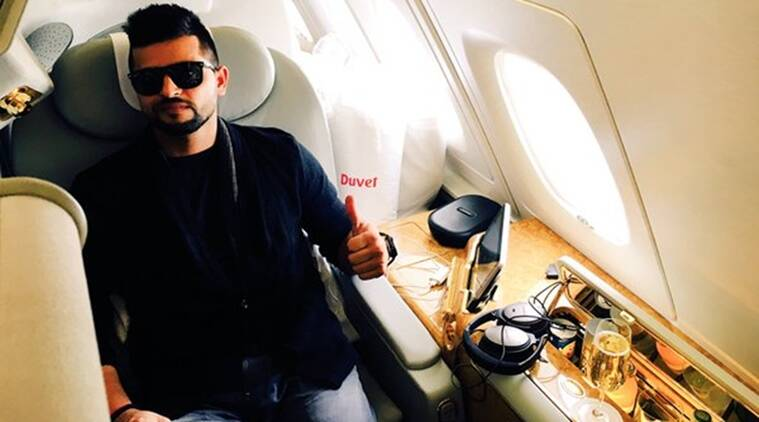 Suresh Raina, Raina, Raina daughter, Suresh Raina wife, Gracia, IPL 2016, IPL, IPL news, IPL standings, sports news, sports, cricket news, Cricket