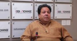Idea Exchange With Rajeev Shukla