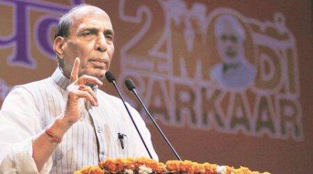 Cong still paying the price of Emergency in 1975, says Rajnath Singh
