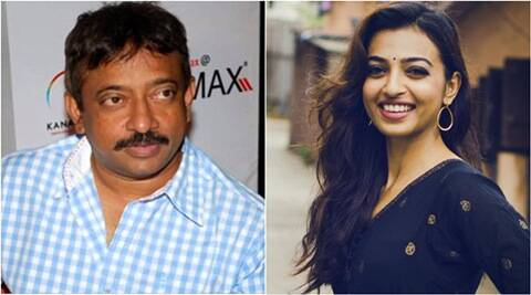 Ram Gopal Varma is head over heels for Radhika  Apte, shares her pics on Twitter