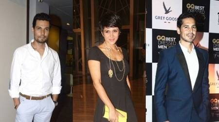 In high spirits: The common thread between Randeep Hooda, Mandira Bedi, Dino Morea