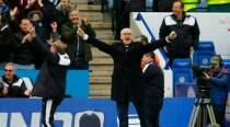 Ranieri thanks Chelsea for title-clinching draw