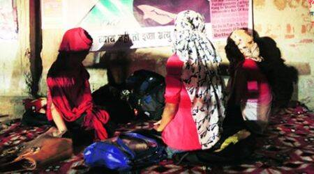 Angry with probe, 'rape victims' demand action against cops