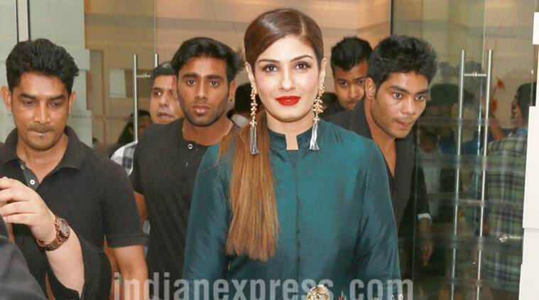 Raveena Tandon, Raveena Tandon film, Maatr - The Mother, Maatr - The Mother film, Maatr - The Mother raveena, Raveena Tandon upcoming film, entertainment news