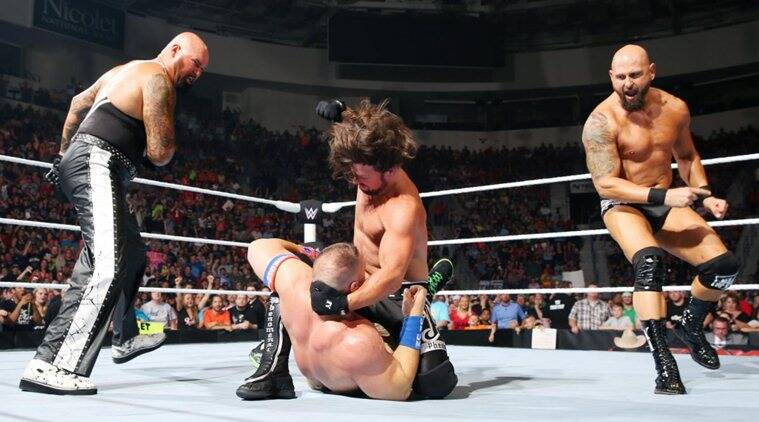 WWE Raw, WWE Raw results, Raw results, WWE Raw results, WWE Raw Monday, WWE Raw what happened, WWE John Cena, John Cena, AJ Styles, John Cena AJ Styles, WWE