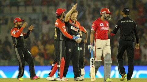 IPL 2016, KXIP vs RCB: RCB survive to stay afloat