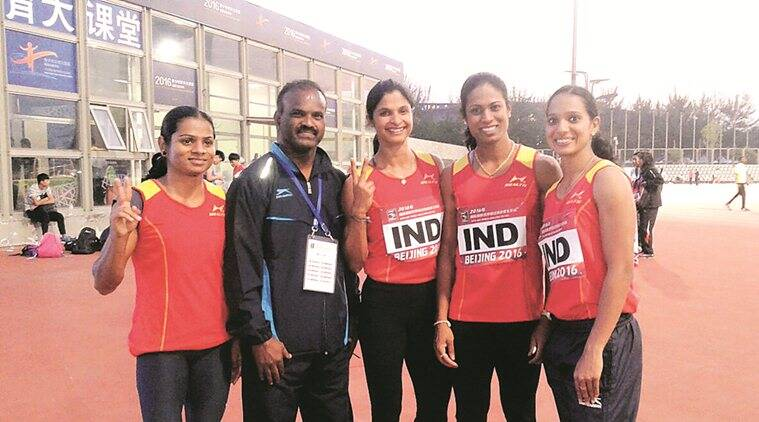 IAAF World Challenge, IAAF World Challenge updates, IAAF World Challenge news, Dutee Chand, Srabani Nanda, HM Jyoti, Merlin Joseph, National record, relay national record, sports news, sports