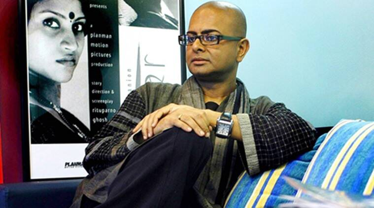 Bengali Film Director Rituparno Ghosh in a press meet on Tuesday. Express photo by Pradip Das, Mumbai, 09/09/2008 *** Local Caption *** Bengali Film Director Rituparno Ghosh in a press meet on Tuesday. Express photo by Pradip Das, Mumbai, 09/09/2008