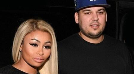 We're taking things slow: Blac Chyna on wedding with Rob Kardashian