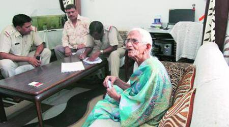 Panchkula: 86-year-old woman duped of jewellery by three