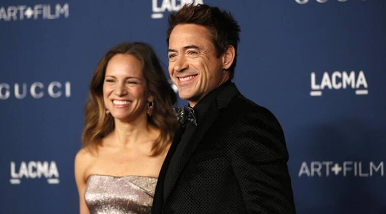 Taking Therapy Sessions With Wife Are Nice Robert Downey Jr