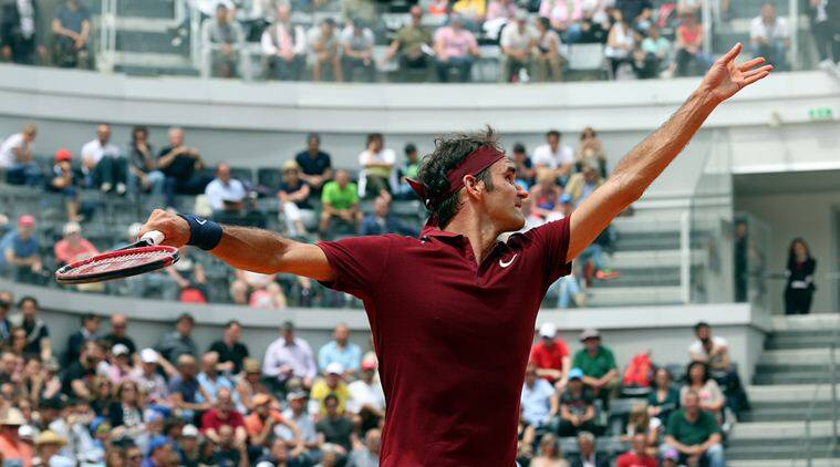 Italian Open, Italian Open news, Italian Open updates, Roger Federer, Novak Djokovic, Serena Williams, Andy Murray, David Goffin, sports news, sports, tennis news, Tennis
