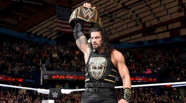 Roman Reigns successfully defended his championship at WWE Payback PPV ... Dolph Ziggler World Heavyweight Champion