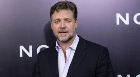 Russell Crowe too old for stunts