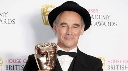 Mark Rylance wins top prize at BAFTA TV Awards