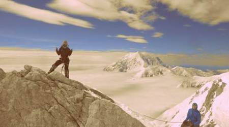 La Ultra, La Ultra-The High, La Ultra Race, Saachi Soni, Mountaineering, Mountaineer, Mountaineer Saachi Soni, Saachi, Mount Everest, Sacchi on Mount Everest, Mountains, 111km Race, 111 km La Ultra race, Ladakh, Leh Ladakh, physical endurance for mountaineering, La ultra in Ladakh, Temperature, IIMC, IIMC Student Saachi Soni, DU giel Saachi, India news