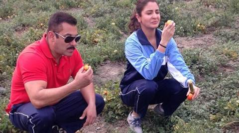 Salman Khan, Sultan, Anushka Sharma, Sultan cast, Salman Khan Anushka Sharma, Sultan shot, Salman Khan sultan, Anushka Sharma sultan, entertainment news