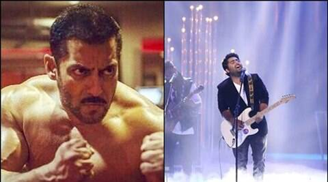 salman khan, sultan, Arijit Singh, Arijit Singh songs, sultan songs, arijit singh letter, arijit salman, arijit apology to salman khan, gala music program, arijit singh letter to salman, vivek oberoi, entertainment news, indian express news, sultan news, sultan release, sultan trailer