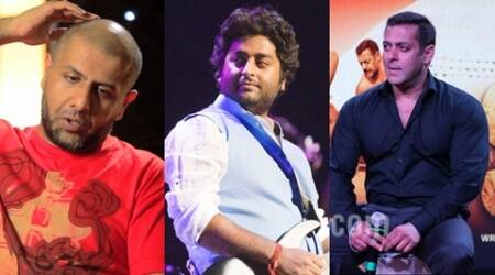 Sultan music composer Vishal Dadlani stays away from Salman-Arijit controversy