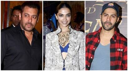 In their shoes: Here are the biopics Salman, Deepika, Varun should star in