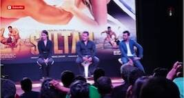 Watch How Salman Khan Evades The MarriageQuestion