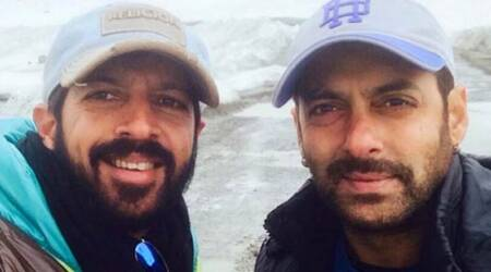 Salman Khan, Tubelight, Tubelight movie, Tubelight shot, Kabir Khan's Tubelight, Kabir Khan salman film, salman Tubelight role