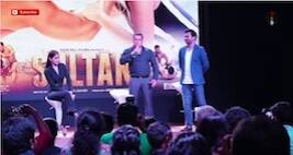 Felt Violated While Shooting in Langot for Sultan: SalmanKhan