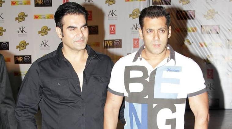 Salman, Salman khan, Arbaaz Khan, Salman comment, Salman rapeed woman comment, Salman controversy, Arbaaz Khan news, Arbaaz, entertainment news