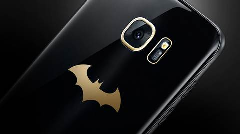 Samsung, Samsung Galaxy S7 edge, Samsung Galaxy S7 edge Batman edition, Samsung Galaxy series, Samsung Galaxy S7 edge Injustice Edition, smartphones, Android, tech news, technology