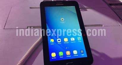 Samsung Galaxy Tab Iris launched in India: Here are the key specs