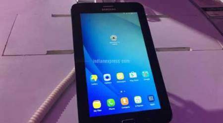Samsung Tab Iris, Samsung new tablet, Samsung Made in India tablet, Samsung Tab Iris specs,Samsung, Samsung Tab Iris price, Samsung Tab Aadhaar data, tablets, technology, technology news