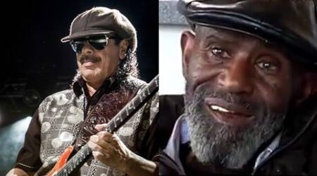 What happens when Carlos Santana reunites with homeless ex-drummer after 40 yrs will moveyou