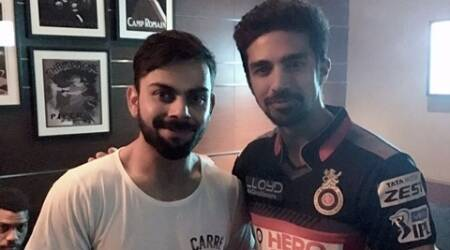Saqib Saleem, Virat Kohli, IPL, Royal challengers bangalore, Delhi daredevils, raipur, RCB, DD, Dishoom, Saqib saleem upcoming films, Varun Dhawan, John Abraham, Entertainment news