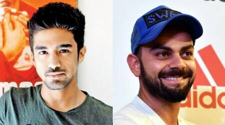 Virat Kohli, Saqib Saleem, Dishoom, Virat Kohli fan, Mumbai Heroes, Celebrity Cricket League, Varun Dhawan, John Abraham, Jacqueline Fernandez, Entertainment news