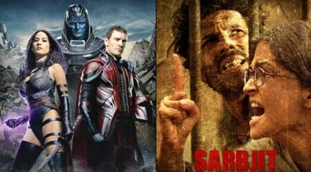X-Men: Apocalypse overpowers Aishwarya Rai, Randeep Hooda starrer Sarbjit at the box office