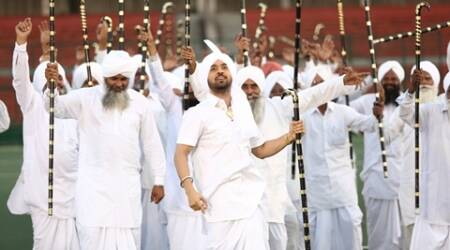 Diljit Dosanjh, udta punjab, sardaar ji 2, Diljit Dosanjh movies, Diljit Dosanjh songs, punjabi films, punjabi film industry, indian express news, entertainment news