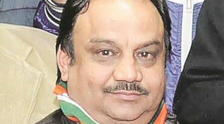 BJP stays silent on absconding councillor Satish Kainth