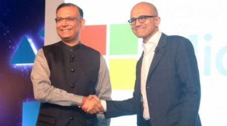 Microsoft wants to empower every citizen and organisation in India: CEO Satya Nadella