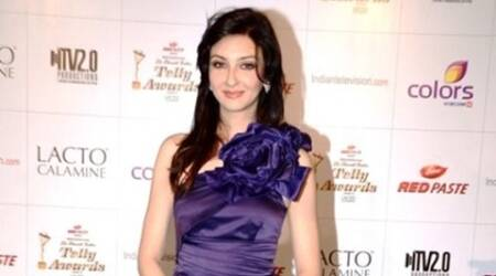 Bhabiji Ghar Par Hai actress Saumya Tandon attends Cannes 2016