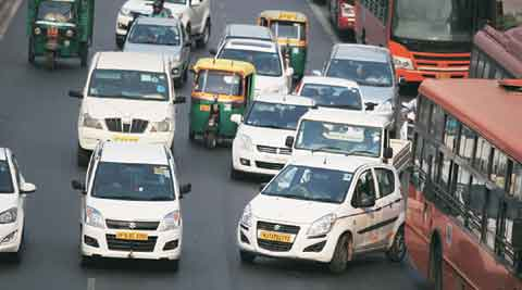 5000 jobs  affected by diesel vehicles ban in Delhi-NCR, says industry body Siam - The Indian Express