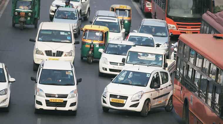 Delhi, Delhi taxi drivers, SC diesel taxi ban, Supreme Court, delhi diesel taxi drivers, taxi drivers protest, diesel cabs ban, Delhi Taxi Transport Association, delhi news, indian express
